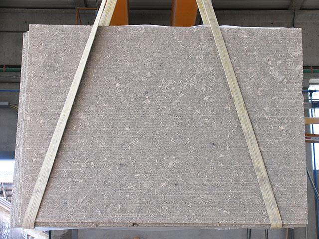 Grassi Pietre - Lastra di pietra di Vicenza Grigio Alpi corteccia