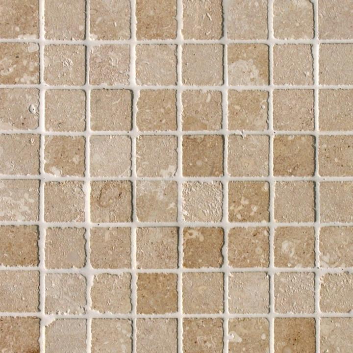 pietra del mare mosaico 3x3 levigato