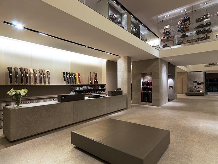 Centro Commerciale Van Look a Zeendhoven - Grassi Pietre