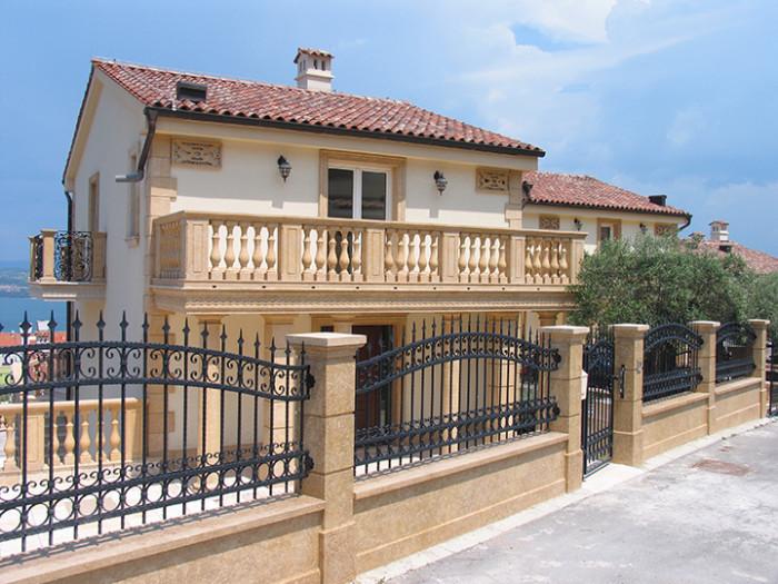 Complesso residenziale a Capo d'Istria - Grassi Pietre