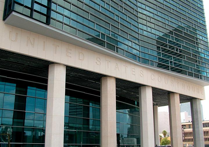 Palazzo di giustizia MIAMI - Grassi Pietre