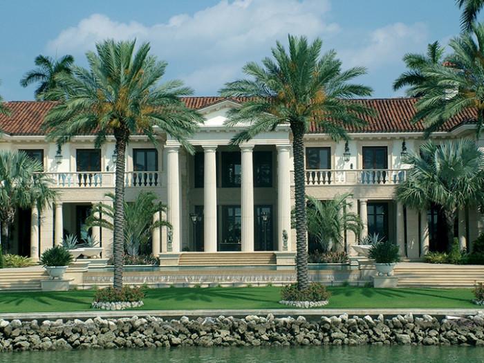 Villa Privata a Miami - Grassi Pietre