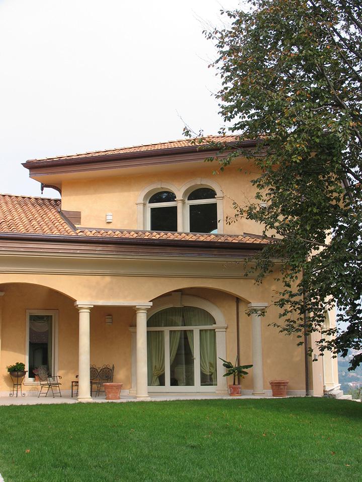 Villa privata a Lecco - Grassi Pietre