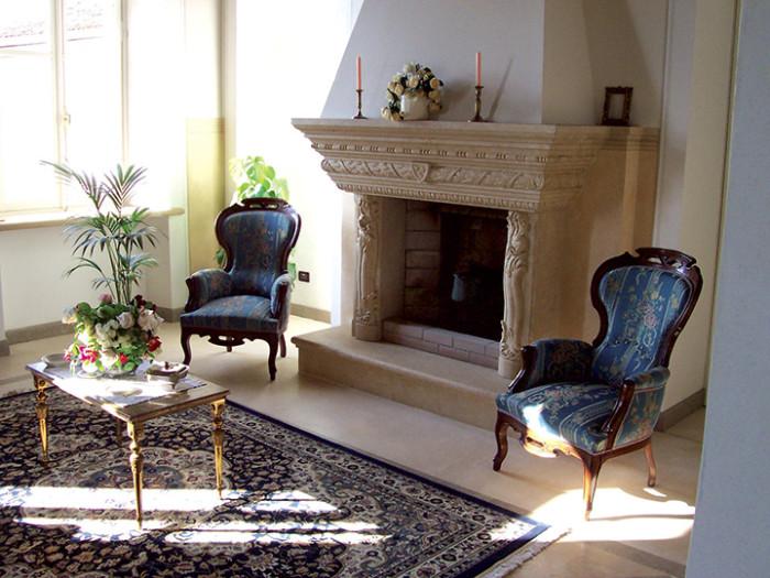 Villa privata ad Alessandria - Grassi Pietre