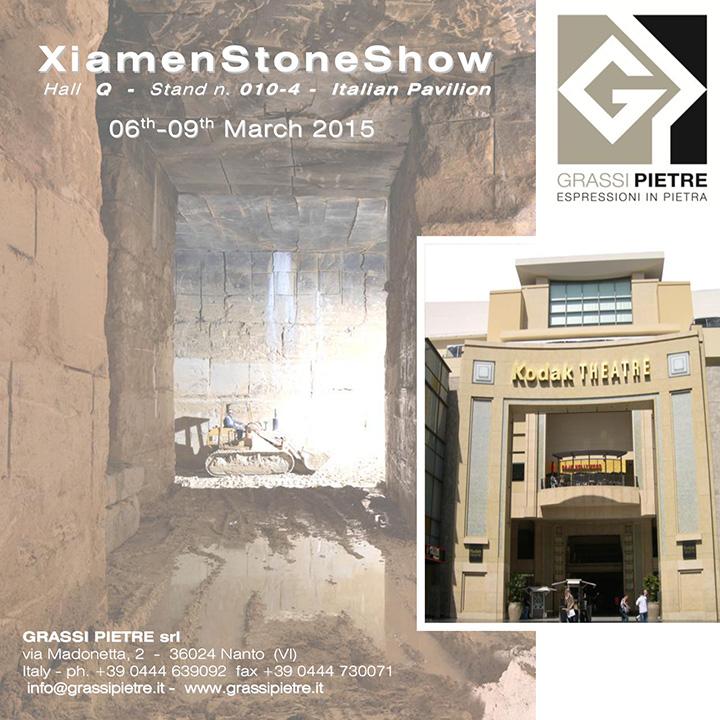 Xiamen Stone Show - Grassi Pietre