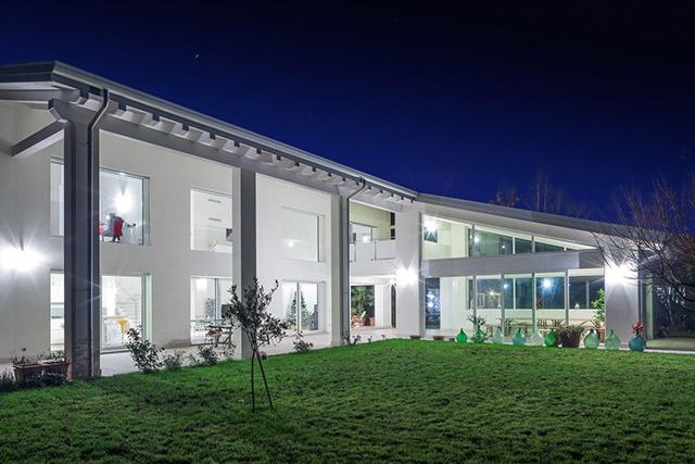 Grassi Pietre - Villa privata a Padova