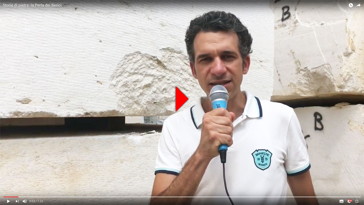 Francesco Grassi presenta la Perla dei Berici