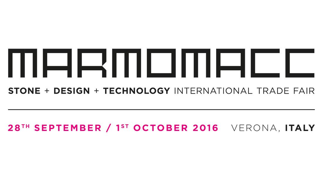 Logo Marmomacc 2016