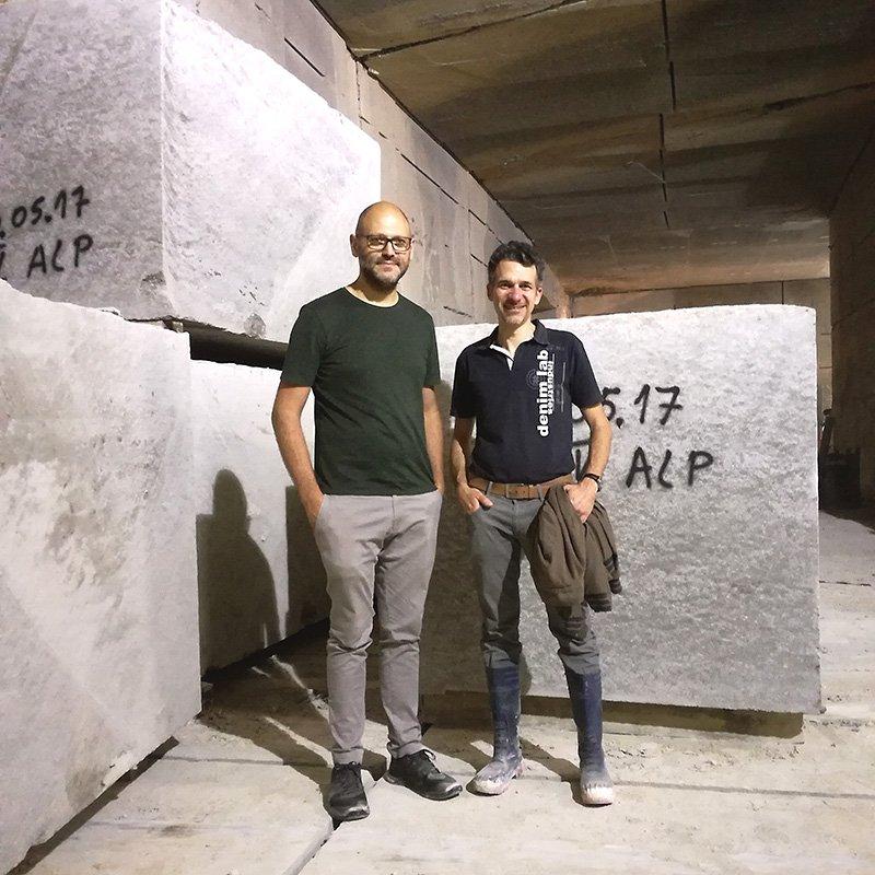 Grassi Pietre: Francesco Grassi e Odoardo Fioravanti
